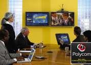 TelÉfono de conferencia polycom y otras marcas (centro autorizado): venta y servicio