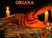 Oriana clarividente une parejas