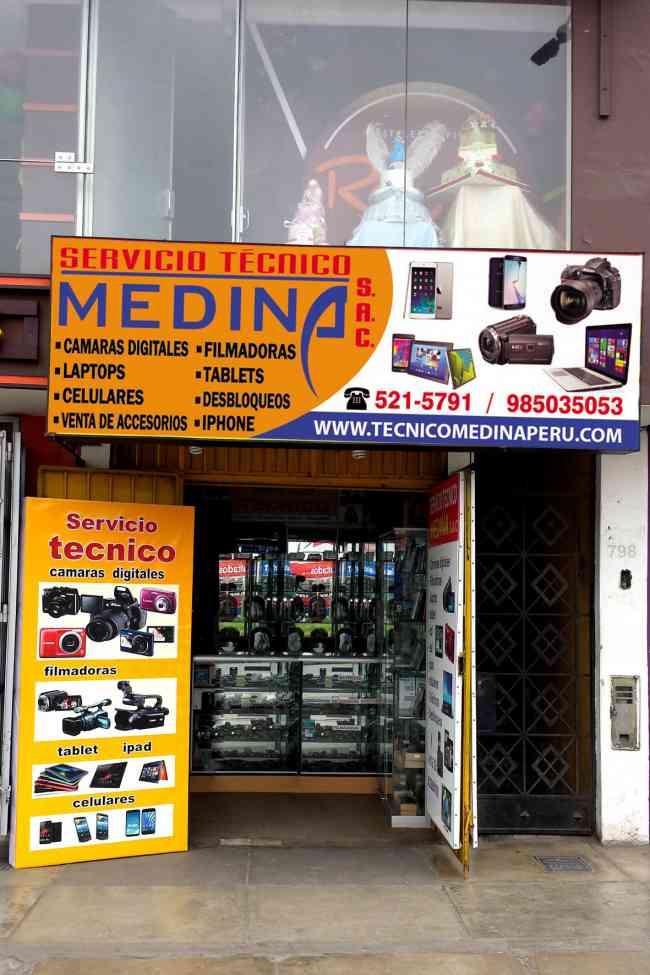 SERVICIO TECNICO DE CAMARAS DIGITALES, TABLET, IPHONE Y CELULARES