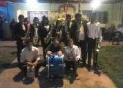 Banda musical en lima cell 998778726