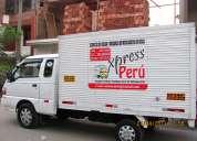 Alquile de camioncito para carga y mudanza ligera en lima 942022292 - 3873556
