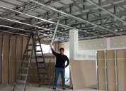 drywall y albañileria construcciones ,remodelaciones