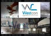 Instalaciones en drywall y acabados en general
