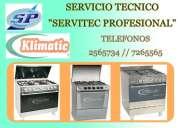 Cocinas klimatic / 2565734 / 6610178 / servicio tÉcnico ♥
