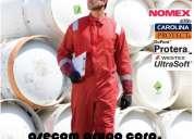 Vendo ropa natiflama para industria electrica s/ 300.00