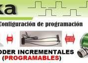 Encoder incremental programable