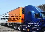 Fumigacion de camiones de carga, furgoneta, trailers, carretas, camiones frigorificos 792-4646