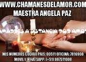 Florecimientos y rituales de amor maestra angela paz