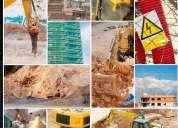 Demoliciones lima peru  venta de materiales de construccion