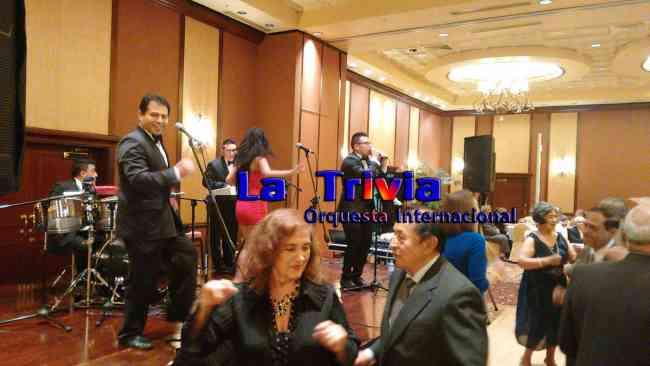 Orquesta FIESTAS <#ORQUESTA PARA matrimonios> Orquesta LA TRIVIA ORQUESTA de Lima