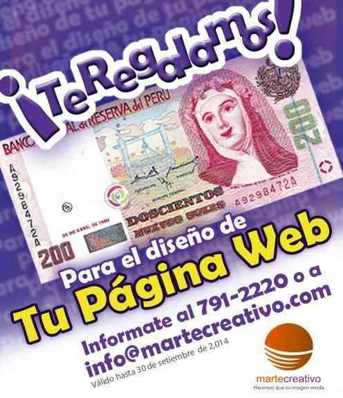 Diseño de páginas web Lima Peru