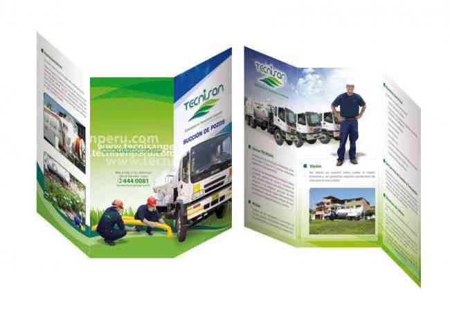 Diseño de brochures electronicos