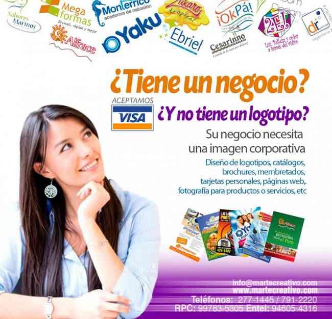 Oferta Diseño de paginas web S/.450.00