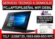 Instalacion de windows 10 pro en tu computadora,netboks,laptops,a domicilio oficinas
