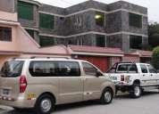 Transporte de personal con yacko service