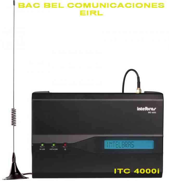 Base celular gsm - conversor celular - locutorio: movistar - claro - entel
