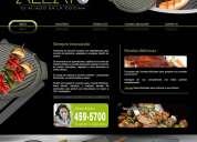 Diseño de paginas web administrables, edición total de contenido