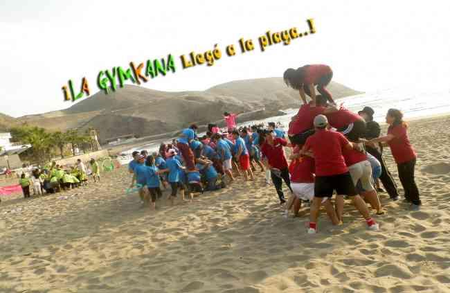 Eventos de integración Lima juegos campeonatos gymkanas hora loca paseos jincanas Lima