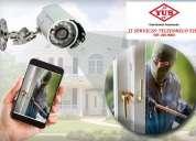 Camara de seguridad y vigilancia / distribuidor autorizado / venta y servicio