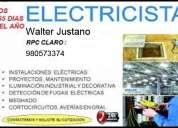Electricista a domicuilio-lima,san borja ,la molina ,surco,san isidro