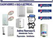 2419946 reparacion mantenimiento de calentador sole servicio tecnico lima
