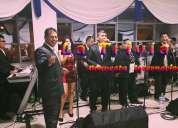 #orquesta #grupo #musical orquesta show para fiestas matrimonios orquesta la trivia