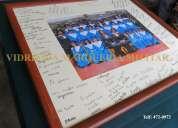 Marcos foto firmas cuadros de vidrio para diplomas etc