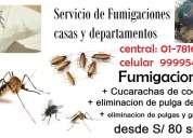 Fumigaciones en pueblo libre, empresa de fumigacion en pueblo libre, fumigacion de pulgas