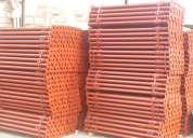 puntales reforzados venta y alquiler puntales metalicos galvanizados