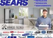 !!!integral solutions sears!!!técnicos a domicilio de refrigeradoras (( indurama )) ((kenmore ))