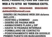 pagina web lima peru marketing digital tu pagina web primera en google paginas web lima peru
