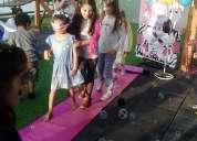 Mini spa y mini spa party a domicilio para niñas