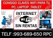 Internet wifi sin rentas,decifro las contraseÑas wifi