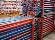 Gran oferta en puntales nuevos y de 2 mano, recien importados