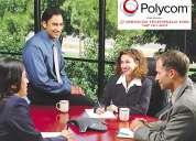 Polycom perÚ - telÉfono de conferencia - teleconferencia - distribuidor autorizado