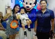 Show infantil mickey marinero - aeiou show