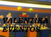 Dragon ball   , decoraciones para fiestas infantiles