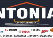 Antonia's corporation sac