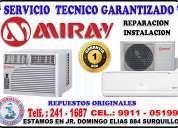 Reparación de aire acondicionado miray surco 2411687