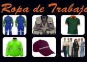 ***ropa industrial, uniformes, ropa de trabajo