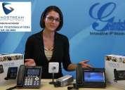 Grandstream - telefono ip - central telefonica - distribuidor autorizado - venta y servicio