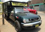 servicio de taxi carga y mudanza lima