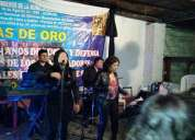 Orquesta musical son sensacion en todo el cono sur full diversion