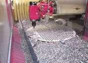 Mecanizado de piezas  - fabricación de piezas