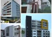 Diseño, construcción y remodelación