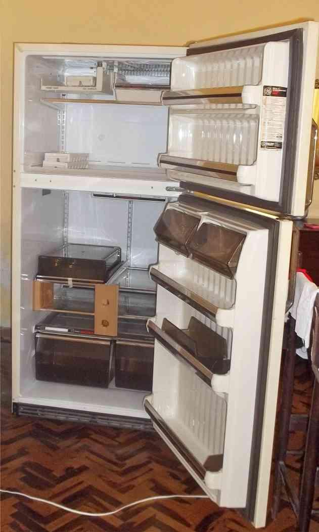 Refrigeradora General Electric comprada en USA sin usar