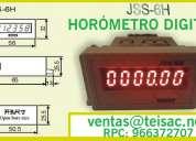 Horometro digital tenglong