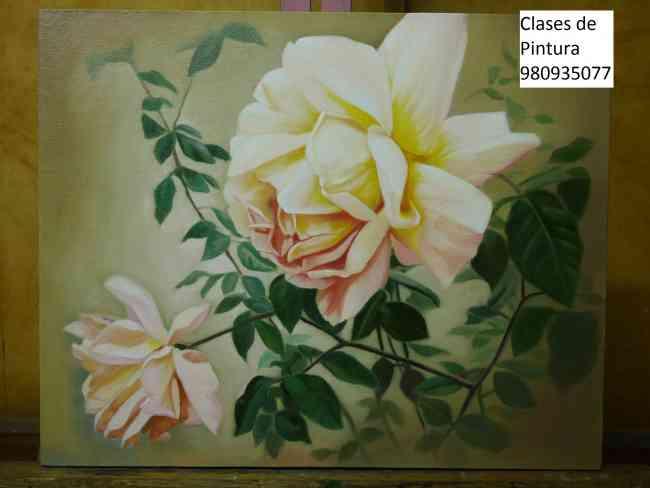 Aprende a pintar en tu casa con estas clases particulares de pintura.
