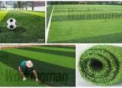 Grass sintético deportivo a todo el perú wmsgrass - enmallado deportivo