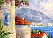 Pinturas al oleo para decorar su entorno